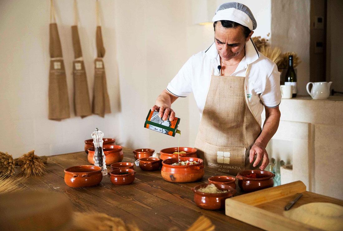 La mia cucina ristorante puglia ristorante la frasca di borgo egnazia - Corsi di cucina bari ...