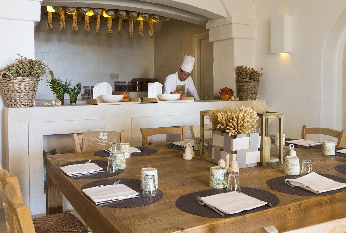La Mia Cucina.La Mia Cucina Restaurant La Frasca Borgo Egnazia